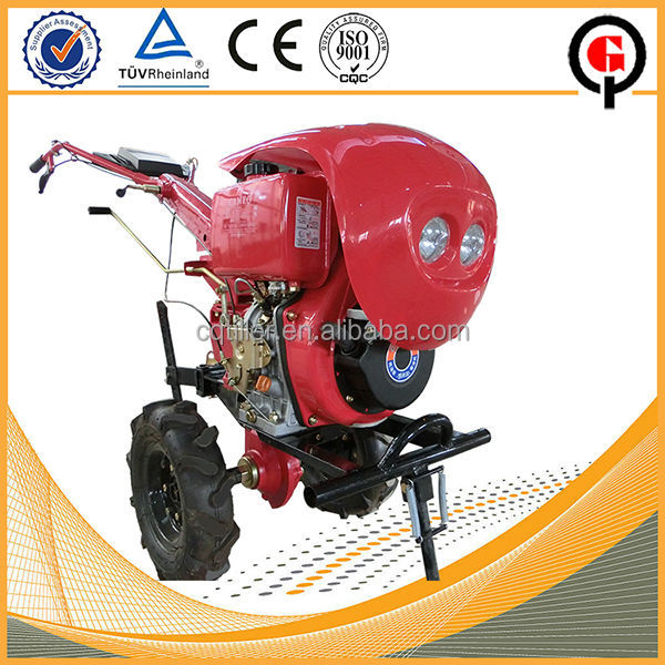 Modern agricultural machinery farm tiller tool
