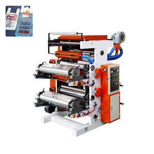 Factory Direct Automatic High Speed YT-2800 Flexo Shopping Plastic Bag Printing Machinery Price