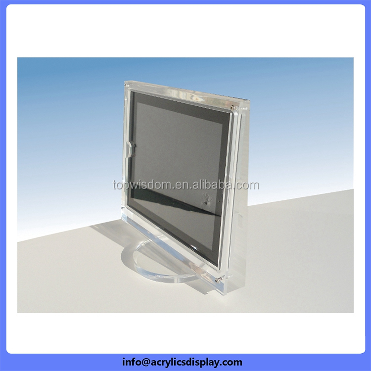 Newest Fast Delivery economic acrylic computer display table