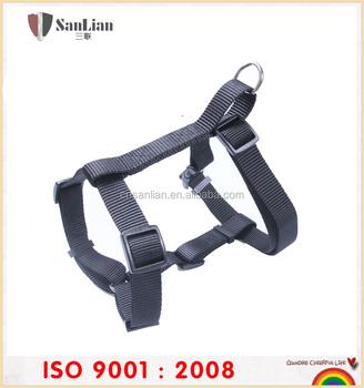 Nylon Pet Dog Safety Vest H Shape Nylon Dog Harness