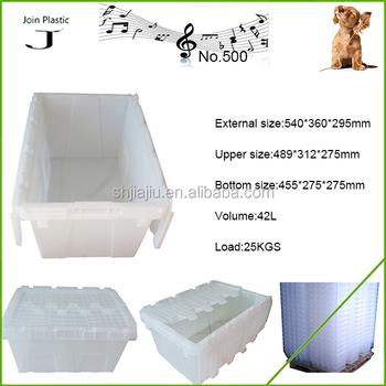 Plastic Poster Storage Box