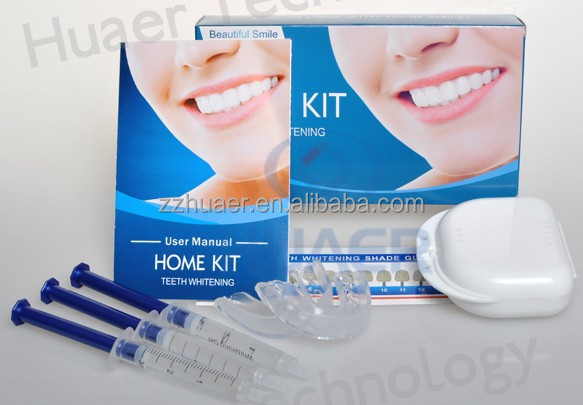 Bright white smile 35%CP gel wholesale teeth whitening kits