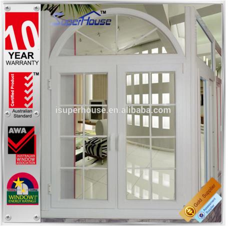 diseo de ventanas de aluminio circular hermosa limpia hacia fuera abierta ventanas de aluminio blanco