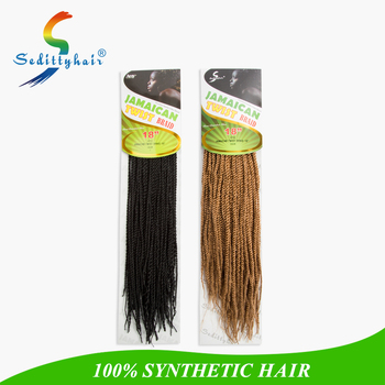 18 inch cheap price color 1 1b synthetic hair hair extensions 18 inch cheap price color 1 1b synthetic hair hair extensions jamaican twist braid pmusecretfo Image collections