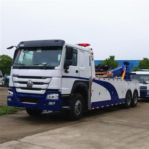 Rotator Wrecker 30-50 ton Heavy Duty Tow Truck Recovery Truck for sale