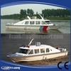 Gather Yacht 38ft Cheap fiberglass used passenger boat for sale