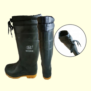 Hot style waterproof cold storage safety boots