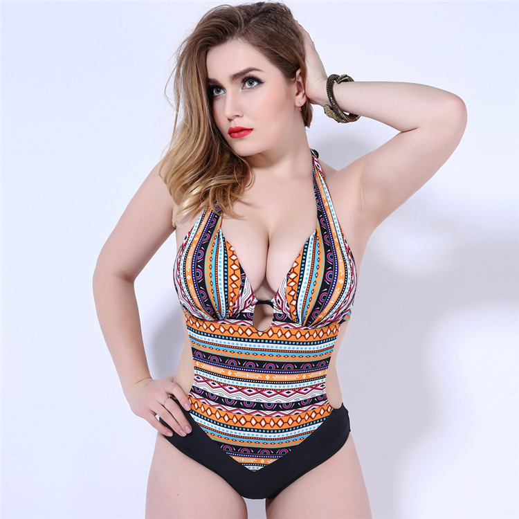 <strong>Sexy</strong> ,Women Swimwear, Halter Top, One-piece swimsuit , Beach bodysuit ,Hot spring bathing suit
