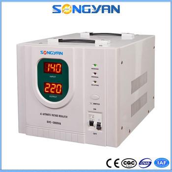 stabilisateur de tension 220 v 3kva r gulateur stabilisateur pour la maison buy stabilisateur