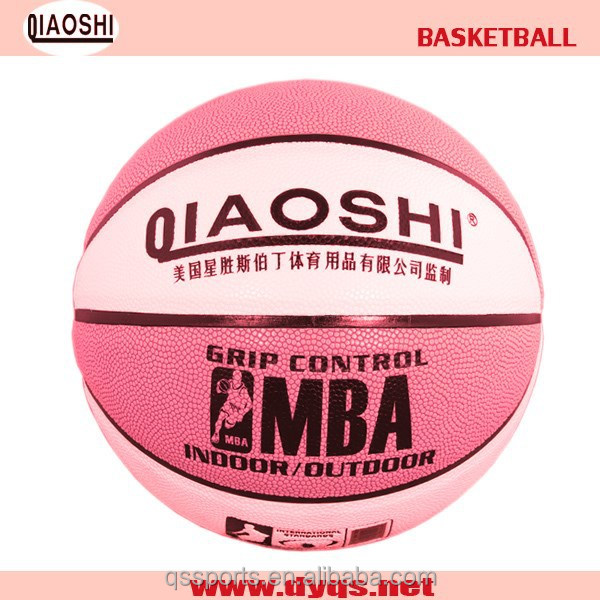 Cheap high quality custom ball basketball