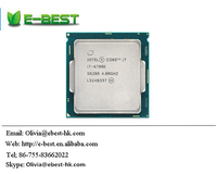 Intel Core CPU i7-6700K Processor