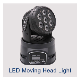 New Style  Double Face Moving Head Light Beam Dyeing RGBW 4 in 1 LED DMX512 Two Effect Disco DJ Stage Lighting