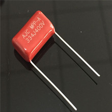 AJC Brand 100nj 100v capacitor,Safety regulation metallized 100nj 100v capacitors