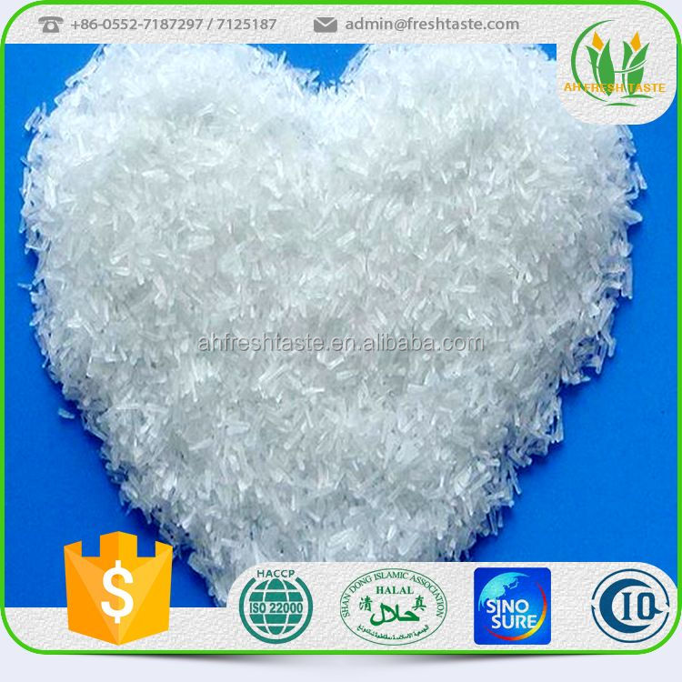 Top grade high grade small package msg price 200g mesh 20