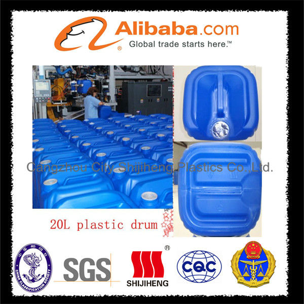 5 US gallon plastic jerry kan