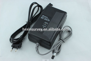 BC-20CR Basic Battery Charger for Topcon total station
