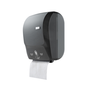 Commercial wall mounted plastic sensor automatic paper towel dispenser