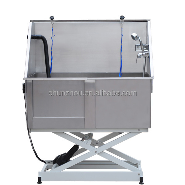 Stainless Steel Dog Bathing Tub Electric Lifting/h-107 - Buy ...