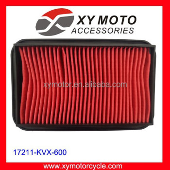 Genuine Motorcycle Engine Parts Air Filter With High Performance Air  Cleaner Elements 17211-kvx-600 - Buy Motorcycle Engine Parts Air Filter,Air
