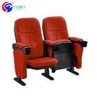 Modern Vip Cheap Low Price Red Blue Cinema Theater Theatre Chair Fabric Seats With Cup Holder For Sale