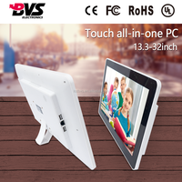 15.6 inch Desktop All in one tablet pc Install and Use your own Android Apps