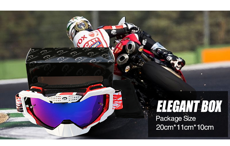 2018 new arrivals Fashion motocross goggles motorcycle motocross racing motorcycle