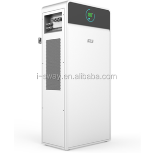 Smart 5KW Residential Solar Energy Storage System Solution with 9.6KWH lithium battery pack