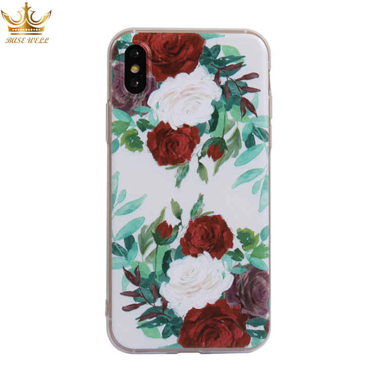 Hot Sell TPU Custom Soft Pretty PhoneCases Mobile <strong>Accessories</strong>