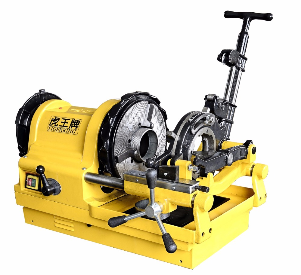1/2-4 inch portable electric pipe threader/threading machine