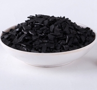 Hongya Factory Sale Powder Granular Coconut Shell Activated Carbon