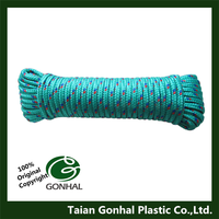 Low Price 4mm Nylon Braided Rope