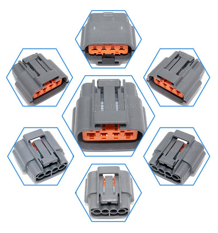 JWPF Broche de connecteur 3 broches étanche ipx7 JST 03 T-JWPF-VSLE-S