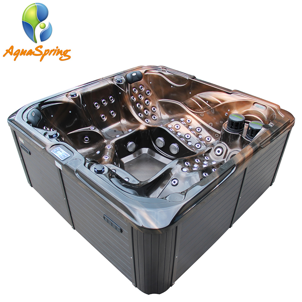 Aquaspring spas Wholesale small whirlpool hot tubs