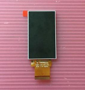 2.6 inch TFT LCD wide viewing angle 16:9 driver IC 4551 40PIN direct resolution 240X400