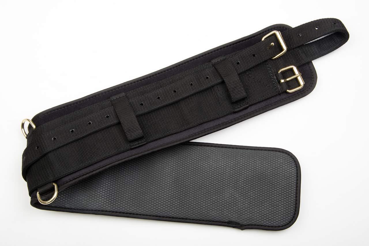 """Neoprene 39/"""" girth for australian saddle roller buckles"""