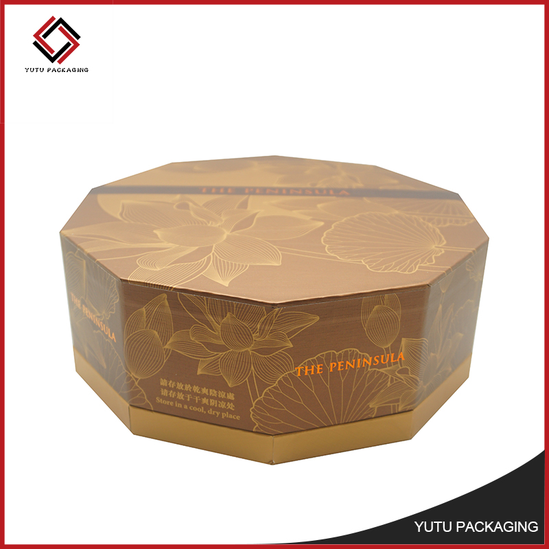 Popular Customized cardboard packaging special shape box