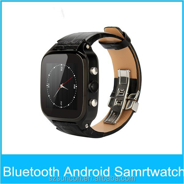 Ram 1Gb Rom 8Gb supported mic SD(Max 32GB) 3G GPS android smart watch cell phone unlocked