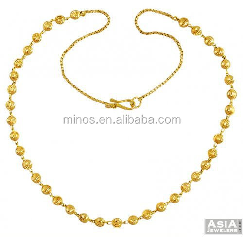 buy necklace gold indian pin chains diamond totaram jewelers jewelry