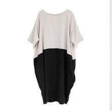 Женское платье Бохо больших размеров, женские платья с карманами, демисезонное Свободное платье, однотонные Мини платья Vestidos De Verano 2020(Китай)