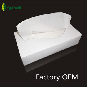 manufacture factory custom printed boxed facial tissue