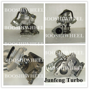 Engine 4D56TCI GT1749S P/N 715924-0004 28200-42700 Turbocharger For Hyundai Bongo Porter H-100 Light Truck