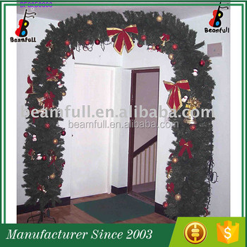 Christmas Door Garland Bulk Garland Decoration For House Church Park