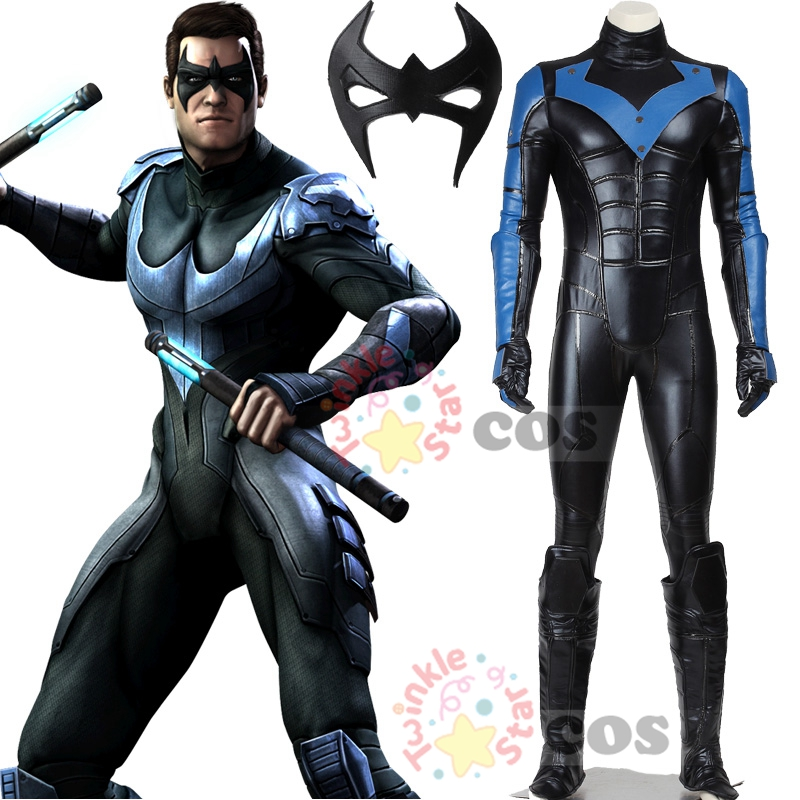 Nightwing Halloween Costume For Kids | www.imgkid.com ...