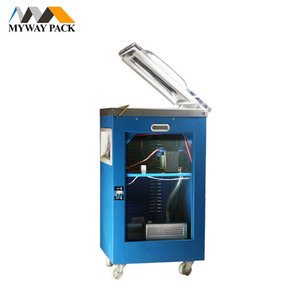 High efficiency table top vacuum packing machine/vacuum sealer DZ260 one chamber vacuum sealer