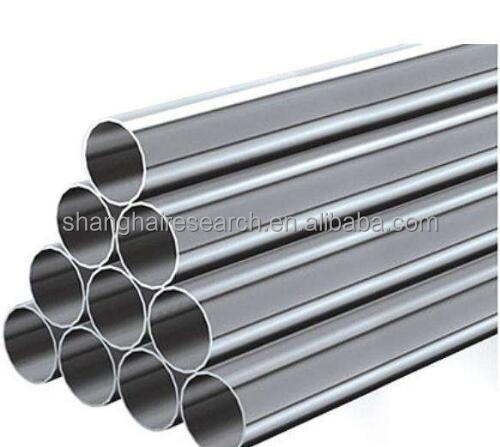 Incoloy 925 UNS N09925 Nickel Alloy Seamless Tube with ASTM B983