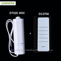 2015 Hot Sale Original Dooya Electric Curtain Motor DT52E 45W DC2700 Smart home Electric Curtain Motor