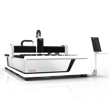 BODOR Metal Cutting CE Certificate Fiber Laser Machine Price With Prefect Smooth Edge