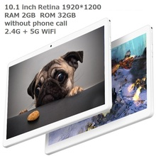 Metal Body 10.1 10 inch 1920*1200 Retina screen MTK8163 Quad Core China Dual WiFI 5G Android Tablet PC with Bluetooth 4.0