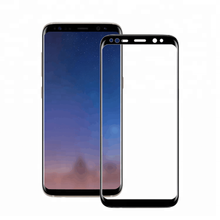 Premium zijde screen 9 H 3D cuvred edge Screen Protector voor Samsung Galaxy s9 plus gehard <span class=keywords><strong>glas</strong></span>