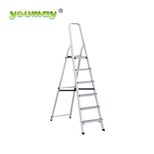 Beau GS Approved Aluminum Folding Ladder Stair (AF0106A)